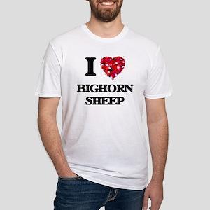 I love Bighorn Sheep T-Shirt