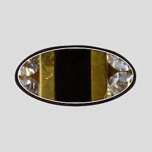 diamond_black_coral_gold_ Patch