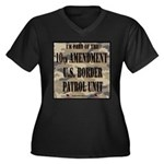 10thPatrol Plus Size T-Shirt