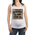 10thpatrol Maternity Tank Top