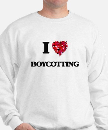 I love Boycotting Jumper