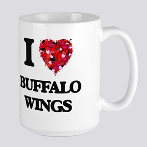I love Buffalo Wings Mugs