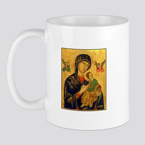 Blessed Mother of Perpetual H Mug