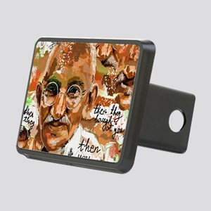 Gandhi wins Rectangular Hitch Cover