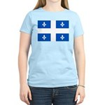 Official Flag with PMS 293 Co Women's Light T-Shir