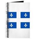 Official Flag with PMS 293 Co Journal