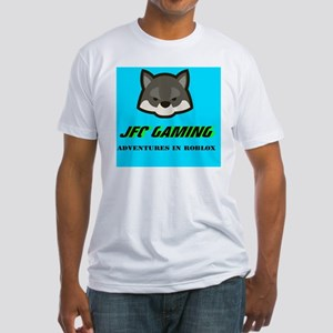 jfcgaming Fitted T-Shirt