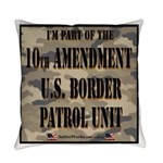 10thpatrol Everyday Pillow