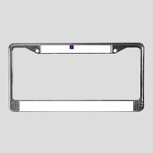 Christian_flag License Plate Frame