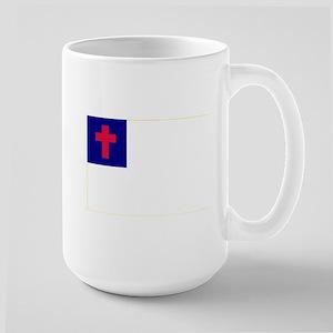 Christian_flag Mugs
