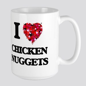 I love Chicken Nuggets Mugs