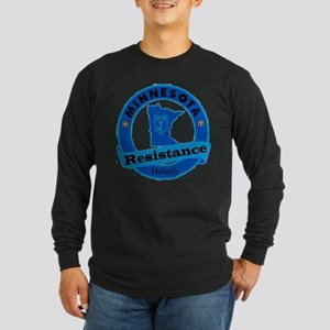 Duluth Minnesota Resistance Long Sleeve T-Shirt