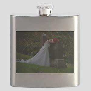 WedHusbandGraveVig091810 Flask