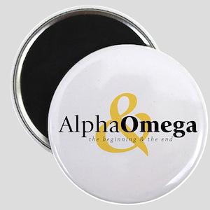 Alpha and Omega Magnet