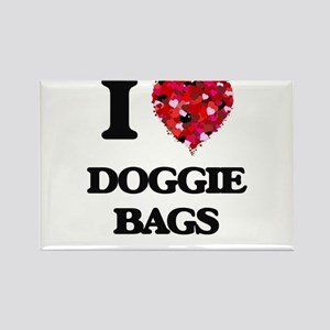 I love Doggie Bags Magnets