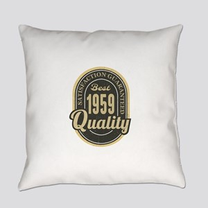 Satisfaction Guaranteed Best 1959 Quality Everyday