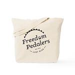 Tote Bag Just Ride