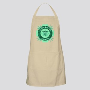 Medical Cannabis Supporter Apron
