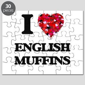 I love English Muffins Puzzle