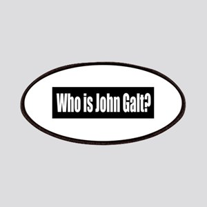 Who is John Galt? Patch