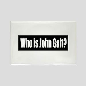 Who is John Galt? Magnets