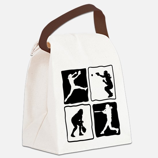 TEAM Canvas Lunch Bag
