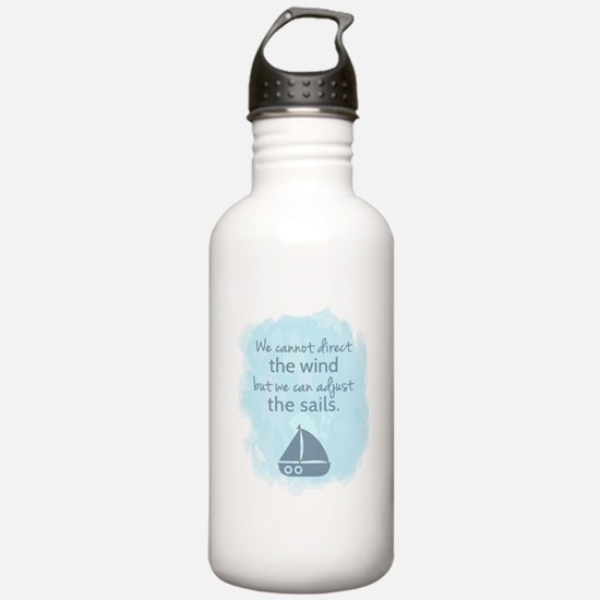 Nautical Sail boat Mentality Quote Sports Water Bo