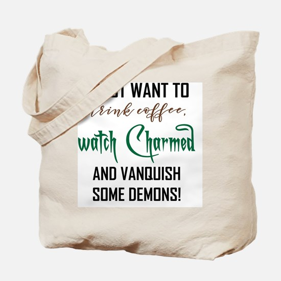 I JUST WANT TO... Tote Bag