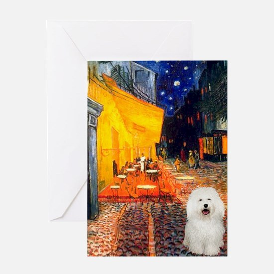 Cafe & Bolognese Greeting Card