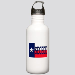 Texas Secceed Stainless Water Bottle 1.0L
