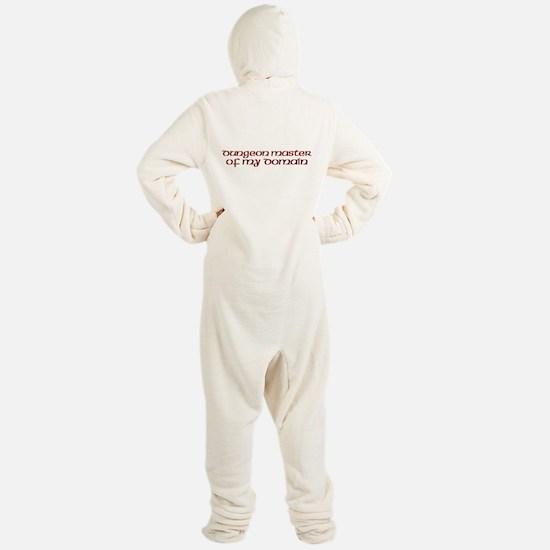 dm of domain Footed Pajamas