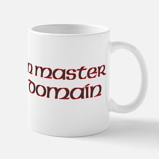 dm of domain Mug