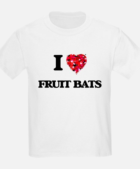 I love Fruit Bats T-Shirt