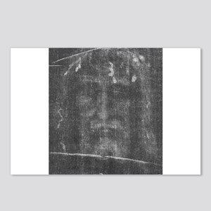 Shroud of Turin - Face of Jes Postcards (Package o
