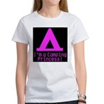 Camping Princess Women's T-Shirt