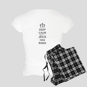 Risen Jesus Women's Light Pajamas