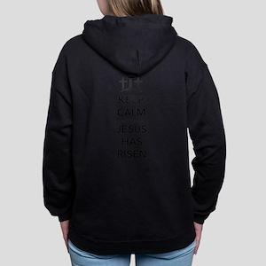 Risen Jesus Women's Hooded Sweatshirt