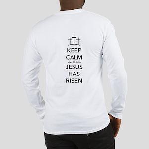 Risen Jesus Long Sleeve T-Shirt