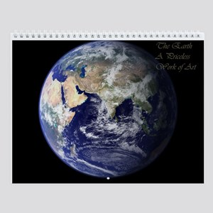 Earth As Art Wall Calendar
