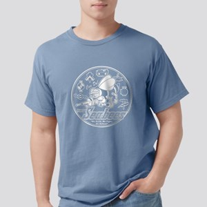 SEABEES CIRCLE OF RATES T-Shirt