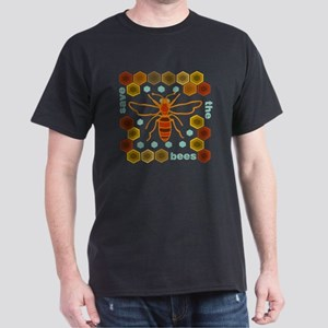 Save the Bees Dark T-Shirt
