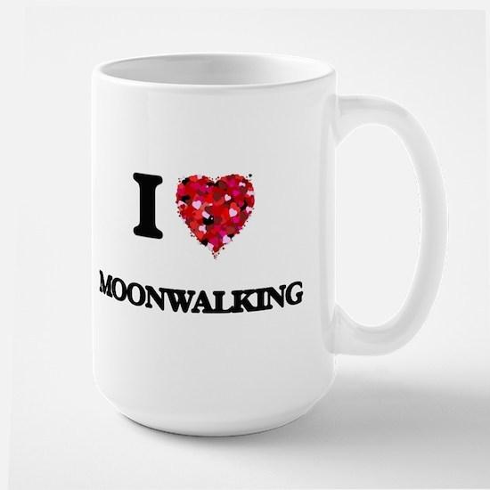 I love Moonwalking Mugs