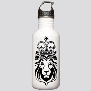 Lion of Zion Stainless Water Bottle 1.0L