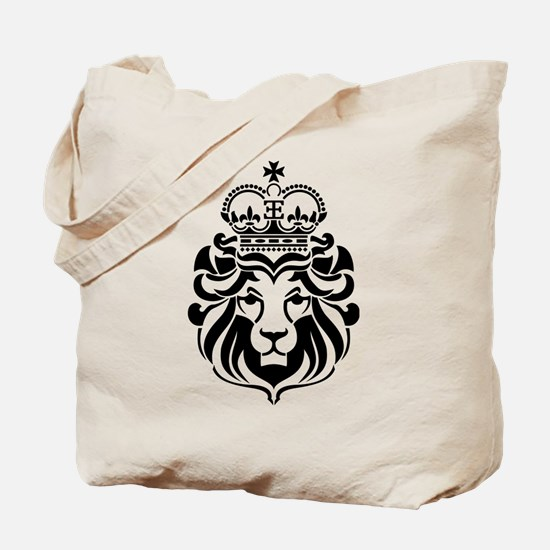Lion of Zion Tote Bag