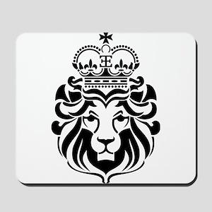 Lion of Zion Mousepad