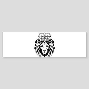 Lion of Zion Bumper Sticker