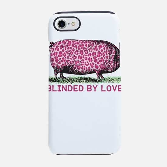 Pig With Leopard Print iPhone 8/7 Tough Case