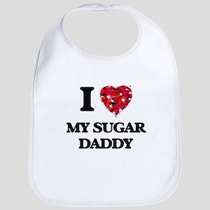 I love My Sugar Daddy Bib