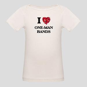 I love One-Man Bands T-Shirt