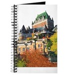Frontenac Castle Quebec City Journal